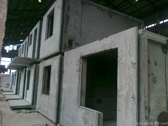 Внешний вид блок-комнат