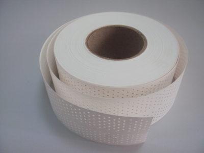 Перфорированая бумажная лента
