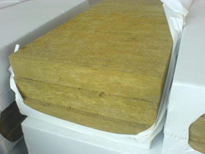 Плиты из минеральной базальтовой ваты