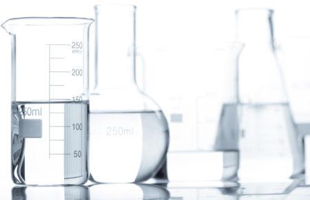 Емкости, используемые для анализа воды